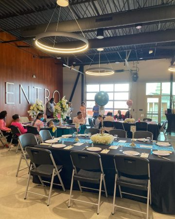 Baby Shower at Centro 1