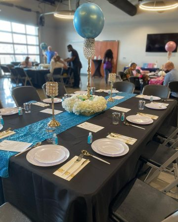 Baby Shower at Centro 2