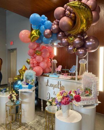 Baby Shower at Centro 4